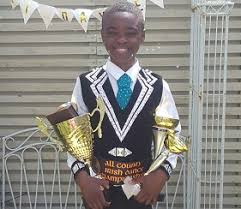 Meet new Irish Dance Champion - Elliot Kwelele from Dundalk